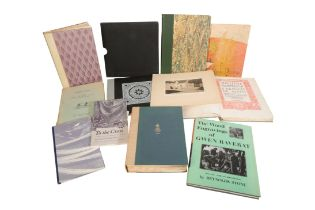 A QUANTITY OF LIMITED EDITION AND SIMILAR ILLUSTRATED EDITIONS