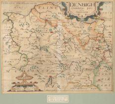CHRISTOPHER SAXTON (1540-1610) AND WILLIAM KIP (FL. 1598-1610) 'Denbigh'