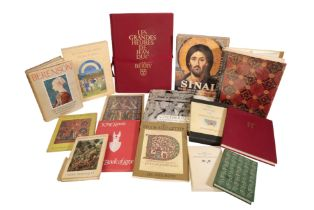 A QUANTITY OF BOOKS RELATING TO MEDIEVAL AND LATER ART