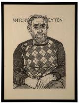 PETER SNOW (1927-2008) 'Anthony Eyton'