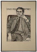PETER SNOW (1927-2008) 'David Pountney'