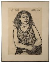 PETER SNOW (1927-2008) 'Selina Aug 90'