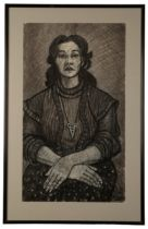 PETER SNOW (1927-2008) 'Maria Dolorosa, c.1993-4'
