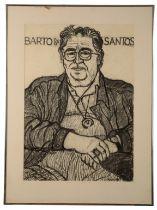 PETER SNOW (1927-2008) 'Barto Dos Santos'