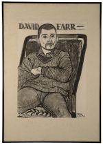 PETER SNOW (1927-2008) 'David Farr'