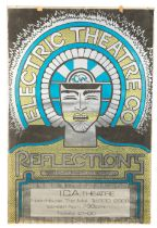 PETER SNOW (1927-2008) 'Electric Theatre Co - Reflections'
