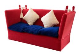 A SOFA IN THE 'KNOLE' STYLE