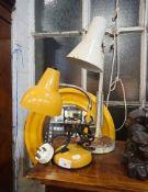 A VENETA LUMI ITALIAN ADJUSTABLE LAMP