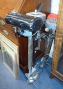 A 'BRITISH SEAGULL' OUTBOARD MOTOR