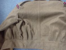 BATTLEDRESS BLOUSES AND TROUSERS