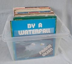 A COLLECTION OF LP RECORDS