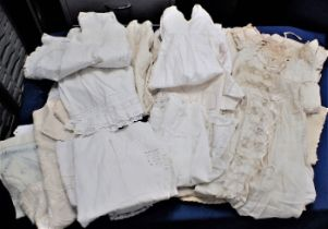 A COLLECTION OF VICTORIAN BABY CLOTHES