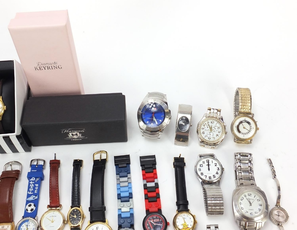 Ladies and gentlemen's wristwatches including Nike and Seiko : For Further Condition Reports - Image 3 of 5