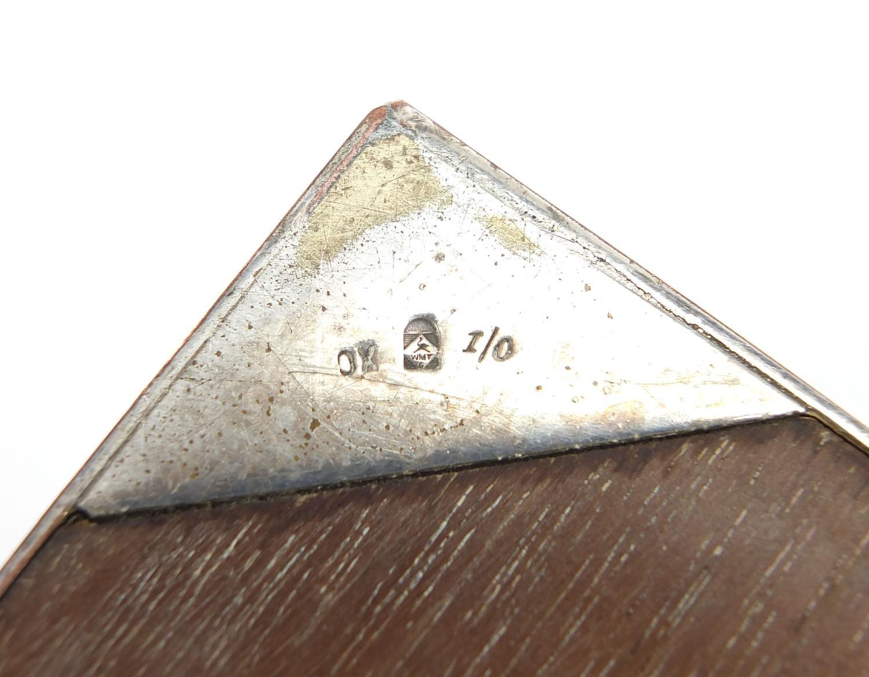 WMF silver plated casket titled Le Baiser a la Derdbee, 5.5cm H x 13.5cm W x 9cm D : For Further - Image 13 of 13