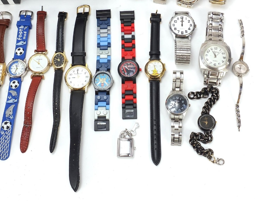 Ladies and gentlemen's wristwatches including Nike and Seiko : For Further Condition Reports - Image 5 of 5