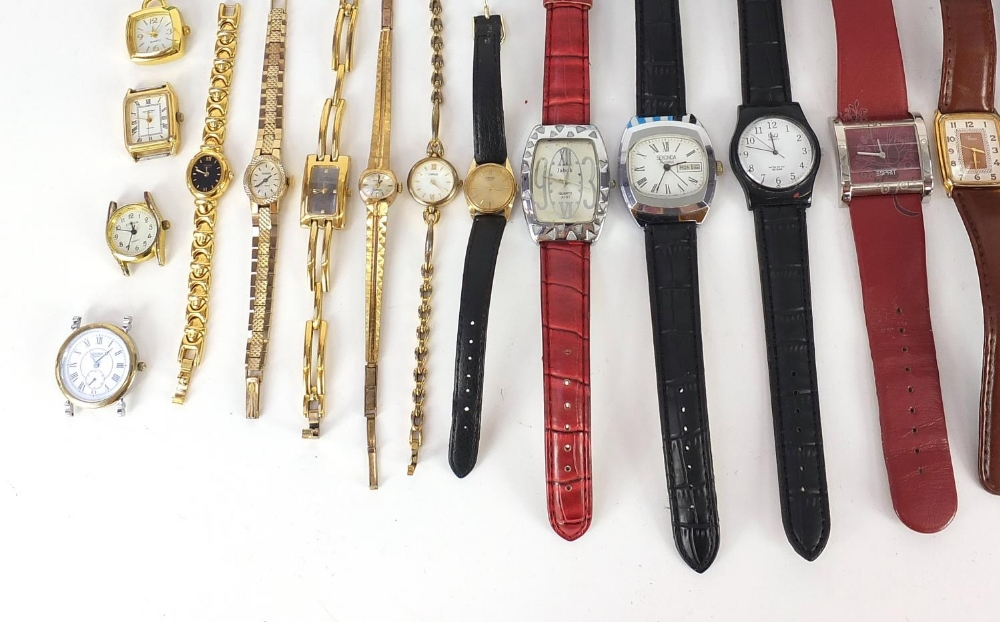 Ladies and gentlemen's wristwatches including Nike and Seiko : For Further Condition Reports - Image 4 of 5