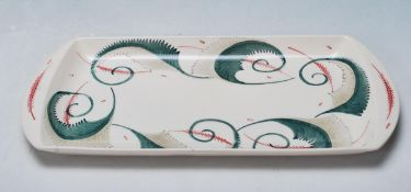 ART DECO EARLY 20TH CENTURY 1930S SUSIE COOPER TRAY