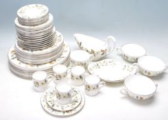 LARGE DINNER SERVICE BY WEDGWOOD IN BEACONSFIELD