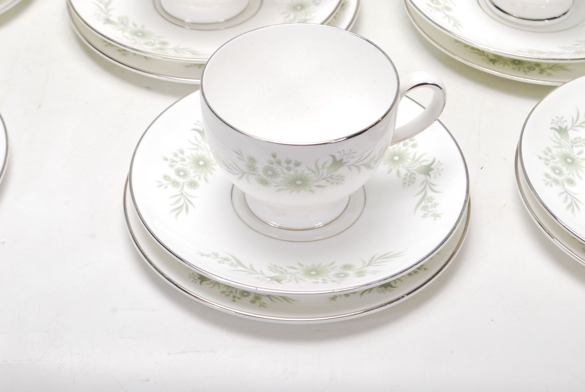 COLLECTION OF LATE 20TH CENTURY WEDGWOOD FINE BONE CHINA - Image 2 of 9