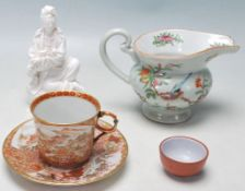 GROUP OF CHINESE AND JAPANESE CERAMIC PORCELAIN CE
