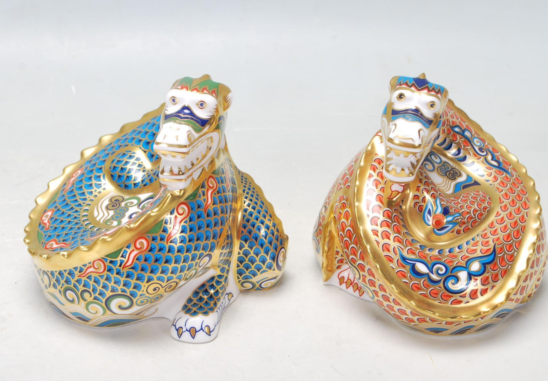 TWO ROYAL DOULTON PAPERWEIGHTS - Image 2 of 7