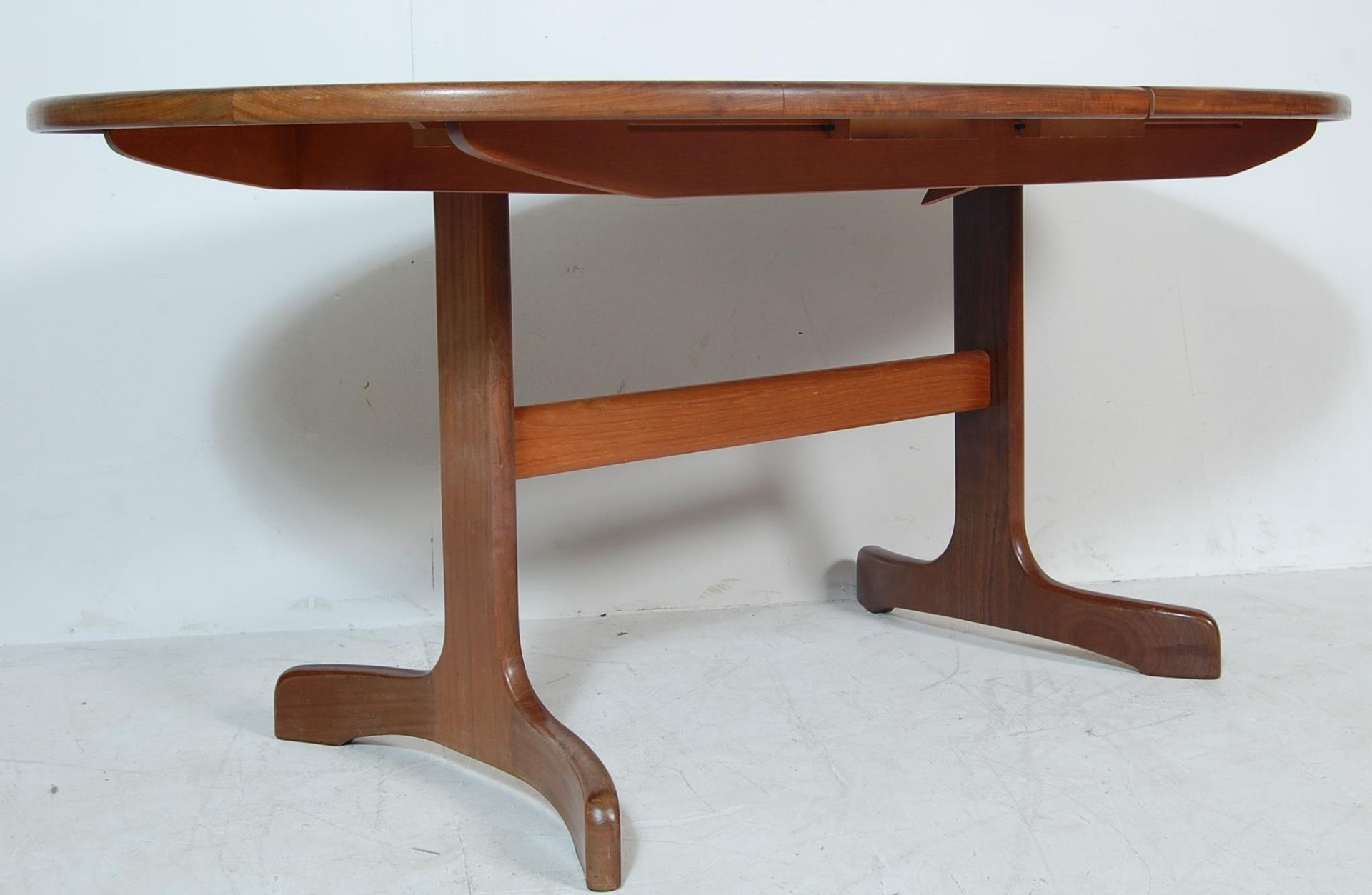 RETRO VINTAGE 1970S GPLAN DINING TABLE AND CHAIRS - Image 2 of 12