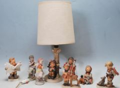 COLLECTION OF LATE 20TH VINTAGE CERAMIC FIGURINES