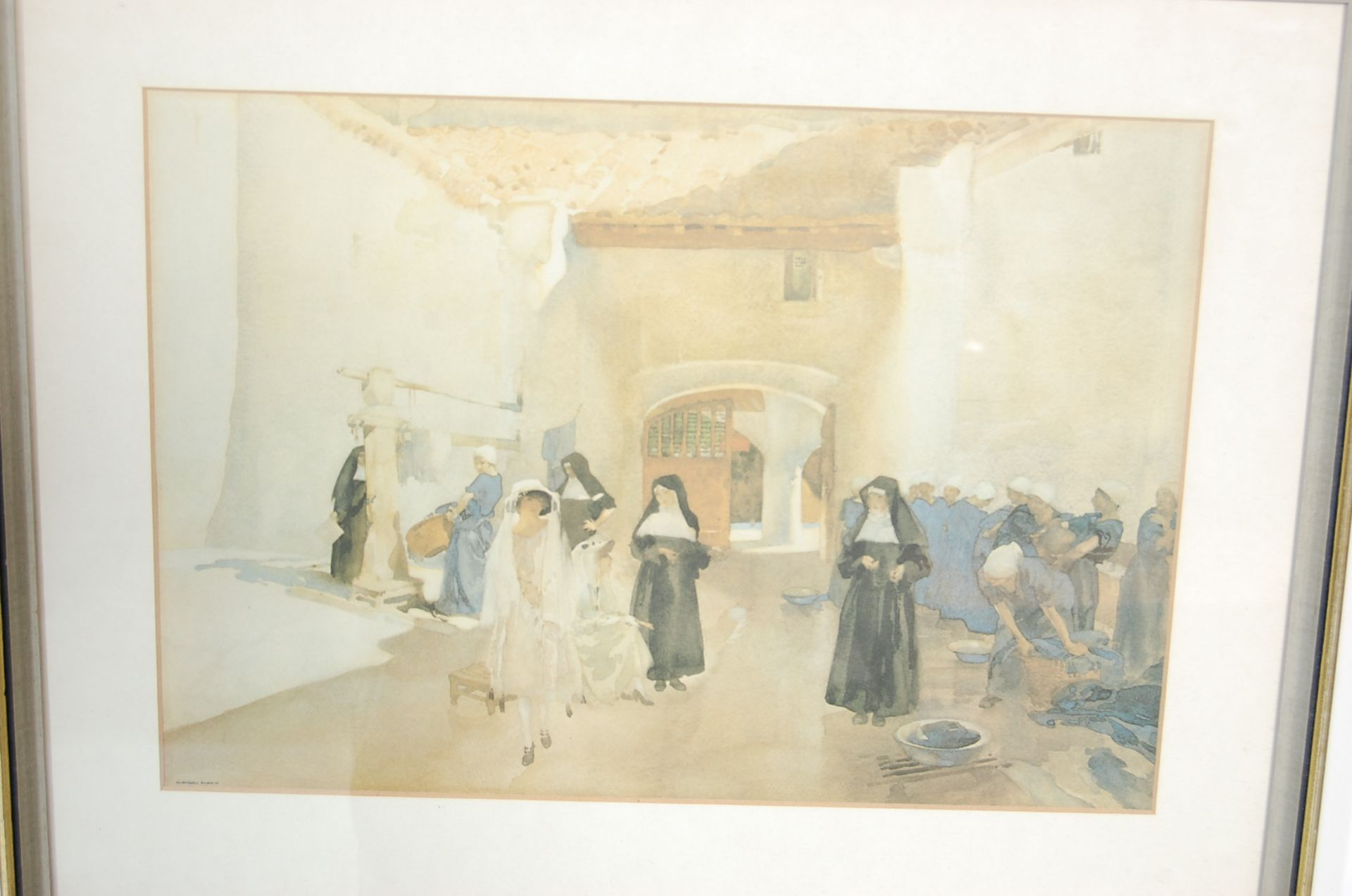 SEVEN WILLIAM RUSSELL FLINT PRINTS - Image 10 of 10