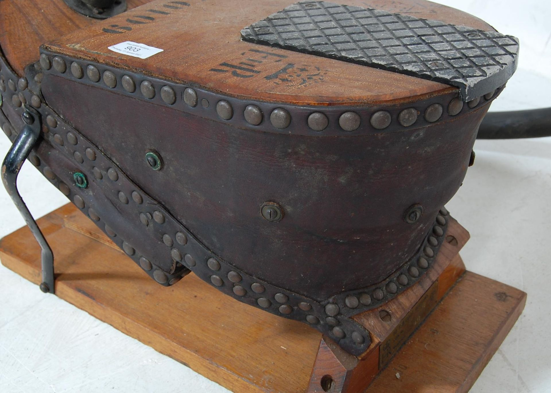 ER ROYAL CIPHER MARKER DIVERS / BLACKSMITH BELLOWS - Image 4 of 4