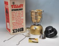 VINTAGE TILLEY STORMLIGHT MODEL X246B PARAFFIN LAMP