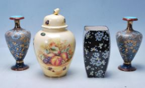 COLLECTION OF LATE 20TH CENTURY CERAMICS