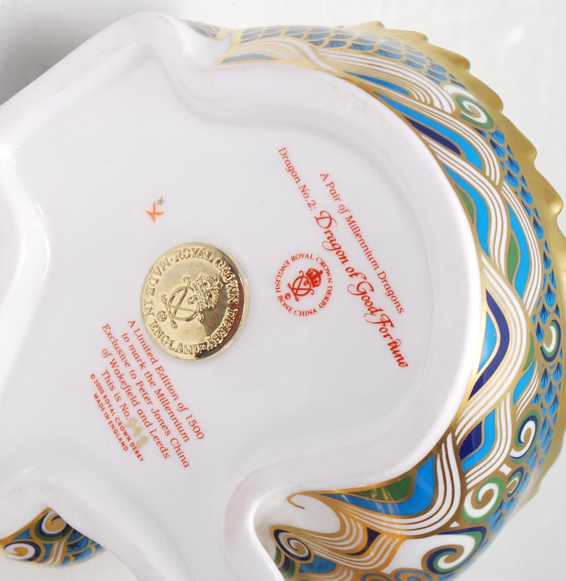TWO ROYAL DOULTON PAPERWEIGHTS - Image 6 of 7