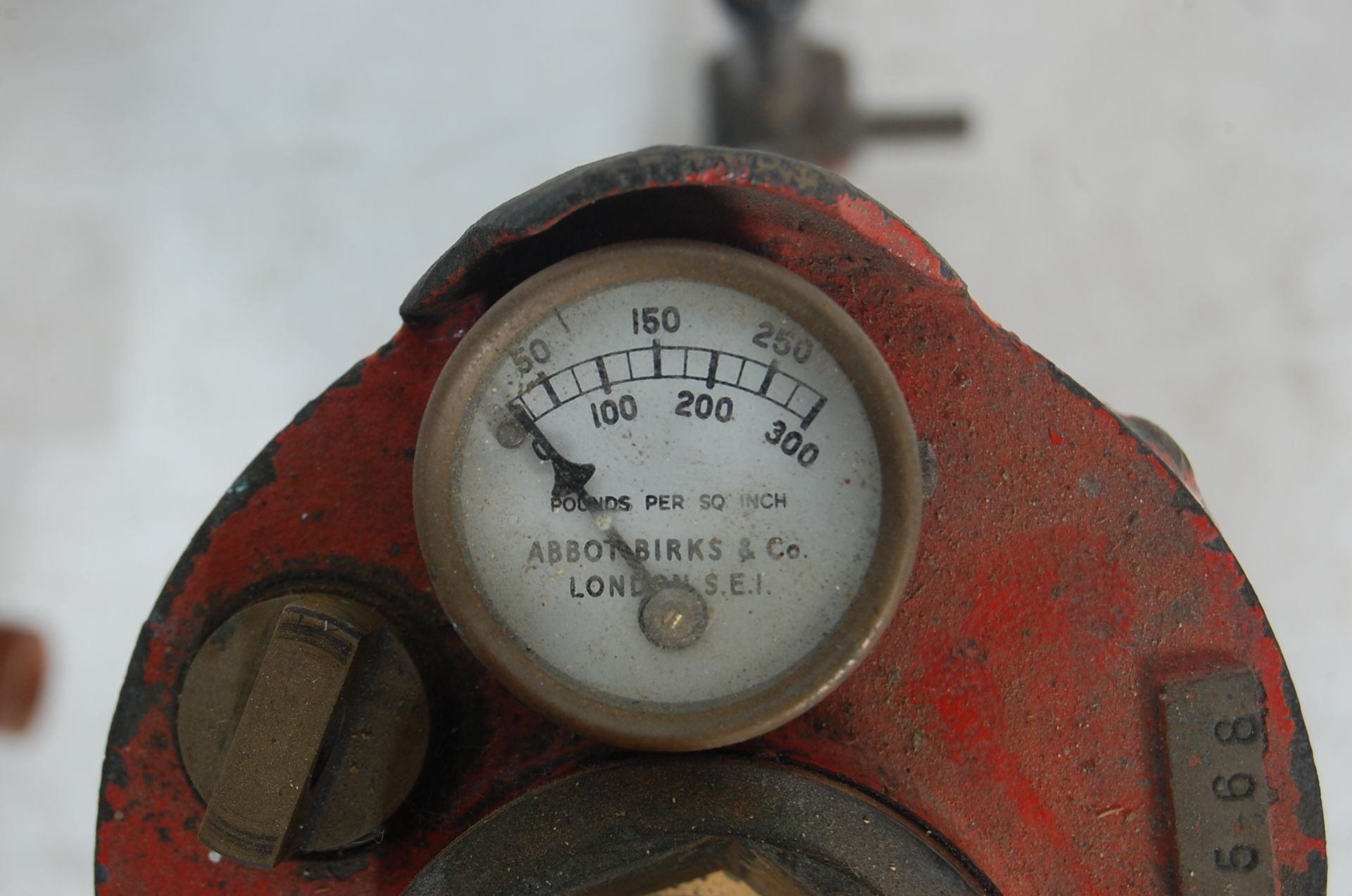ABBIRKO PRESSURE SERVICE PUMP AND ANOTHER - Image 2 of 6