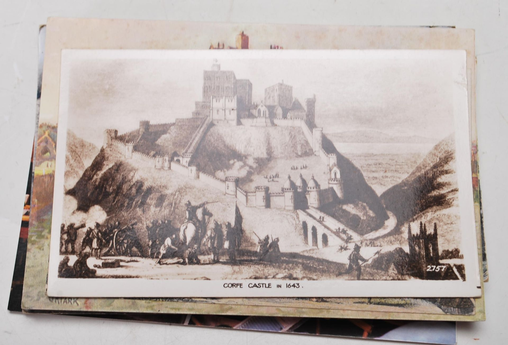 COLLECTION OF VINTAGE POSTCARDS - CORNWALL BRISTOL - Image 3 of 6