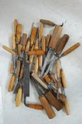 LARGE QUANTITY OF VINTAGE WOODWORKING TOOLS
