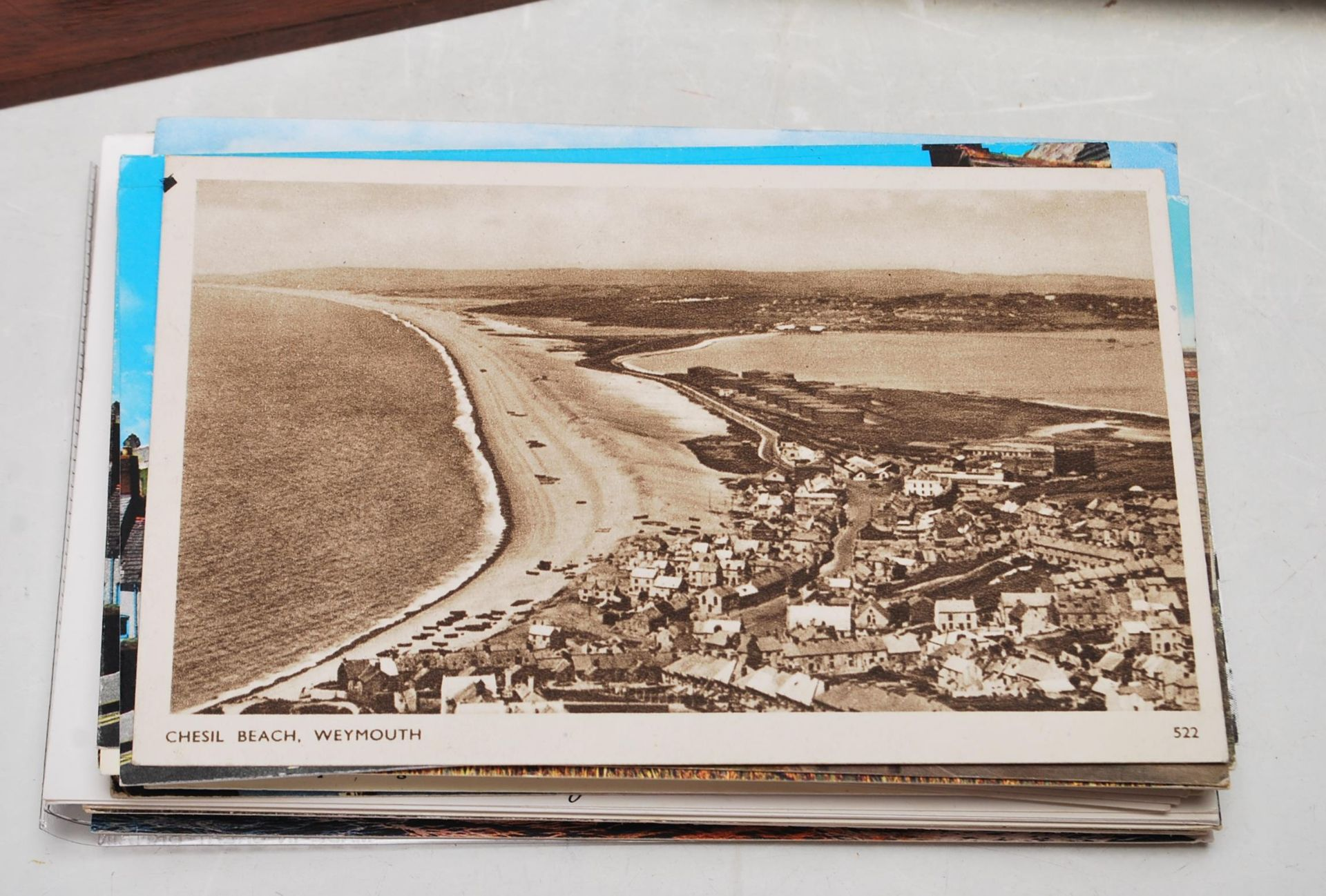 COLLECTION OF VINTAGE POSTCARDS - CORNWALL BRISTOL - Image 2 of 6