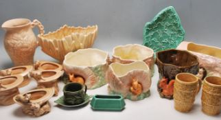 COLLECTION OF VINTAGE MID 20TH CENTURY SYLVAC CERAMIC POTTERY