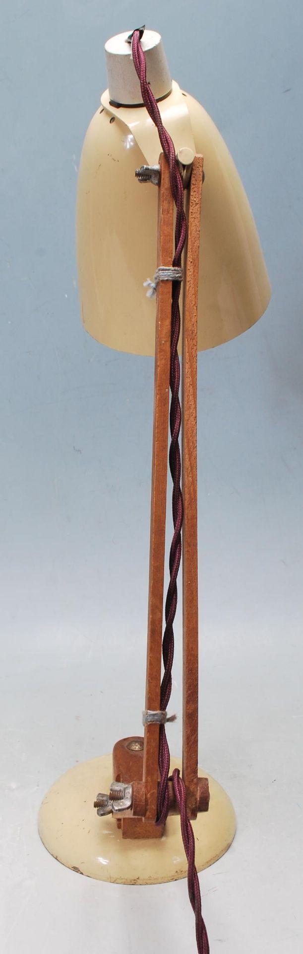 MID CENTURY TERENCE CONRAN MACLAMP DESK LAMP - Image 5 of 7