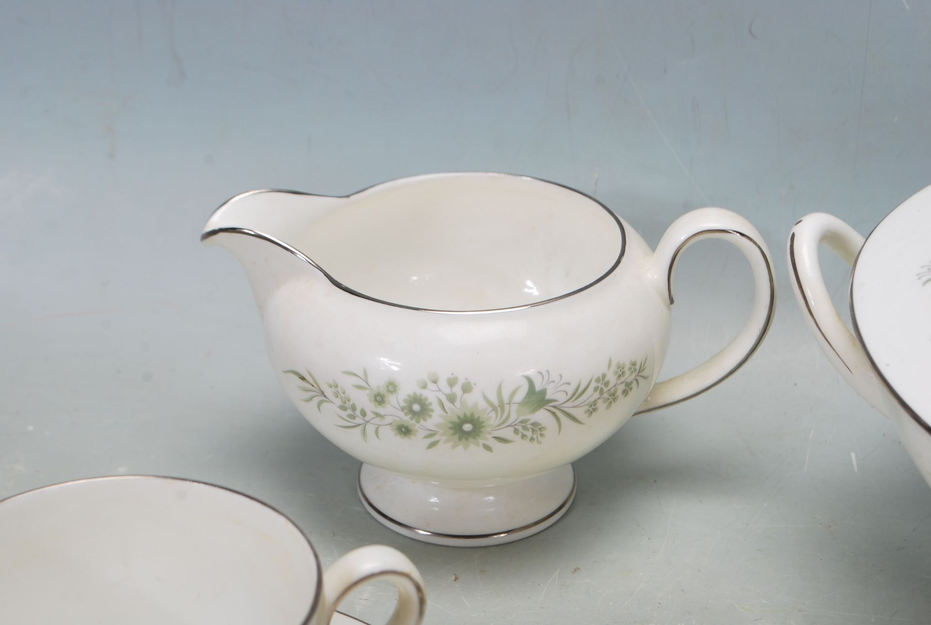 COLLECTION OF LATE 20TH CENTURY WEDGWOOD FINE BONE CHINA - Image 7 of 9