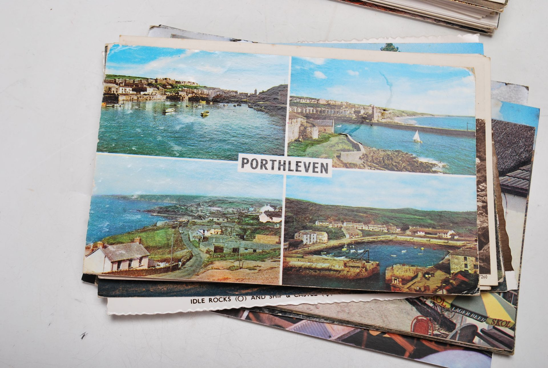 COLLECTION OF VINTAGE POSTCARDS - CORNWALL BRISTOL - Image 6 of 6