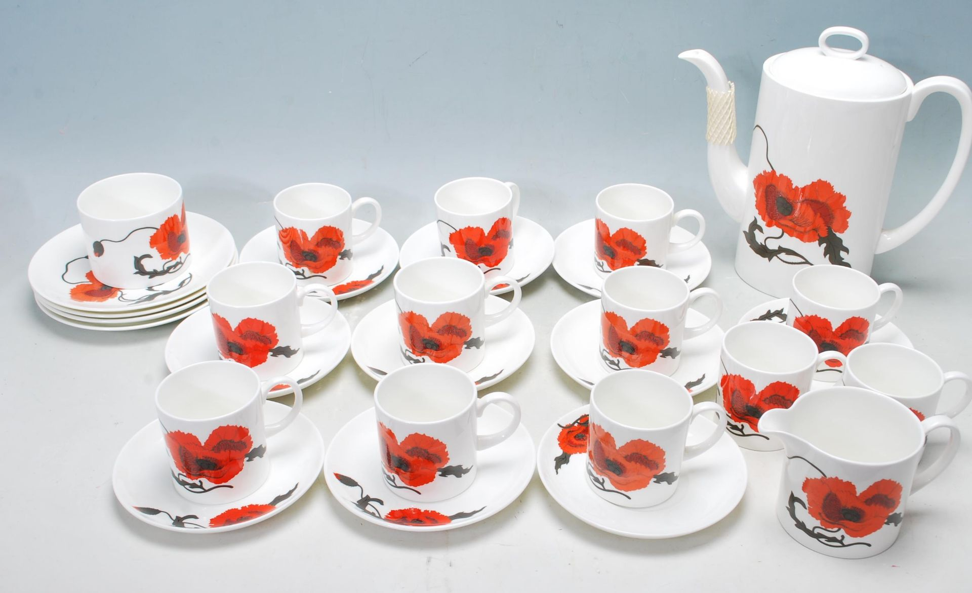 COLLECTION OF LATE 20TH CENTURY WEDGWOOD / SUSIE C