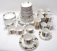 LARGE QUANTITY OF MIDWINTER FINE TABLEWARE TEA SET