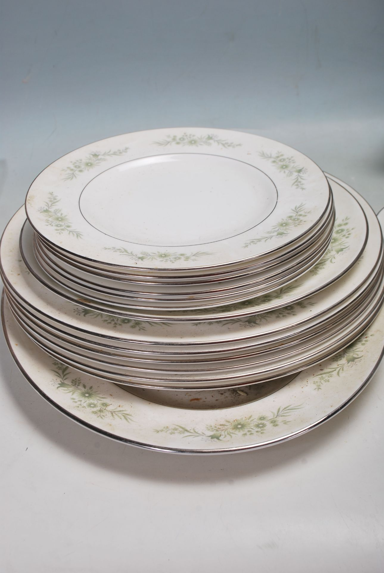 COLLECTION OF LATE 20TH CENTURY WEDGWOOD FINE BONE CHINA - Image 8 of 9