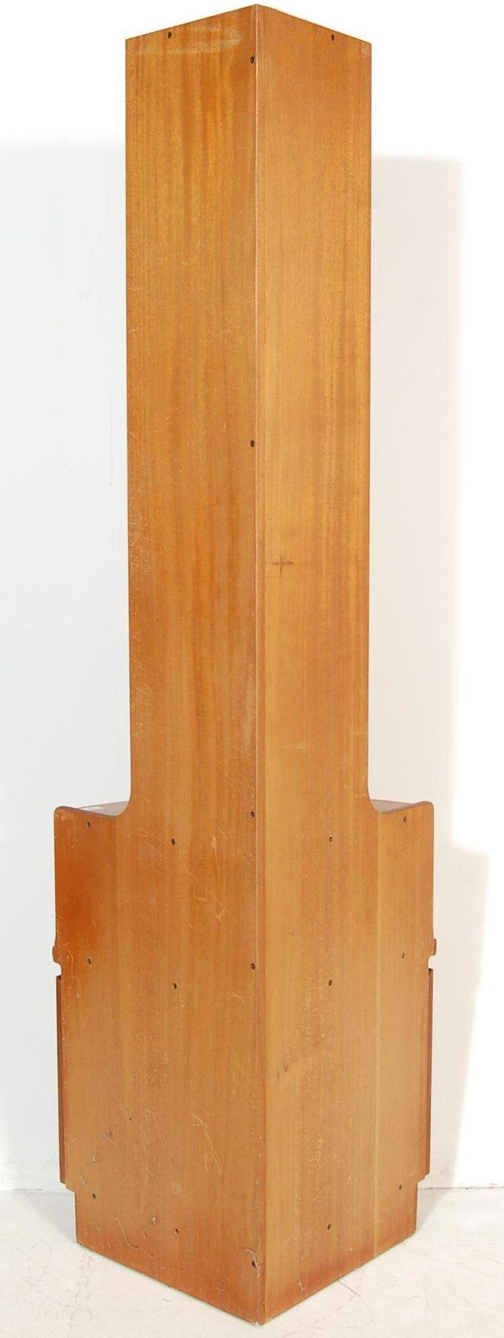 RETRO VINTAGE 20TH CENTURY TEAK WOOD CORNER CUPBOARD BY NATHAN - Image 5 of 5