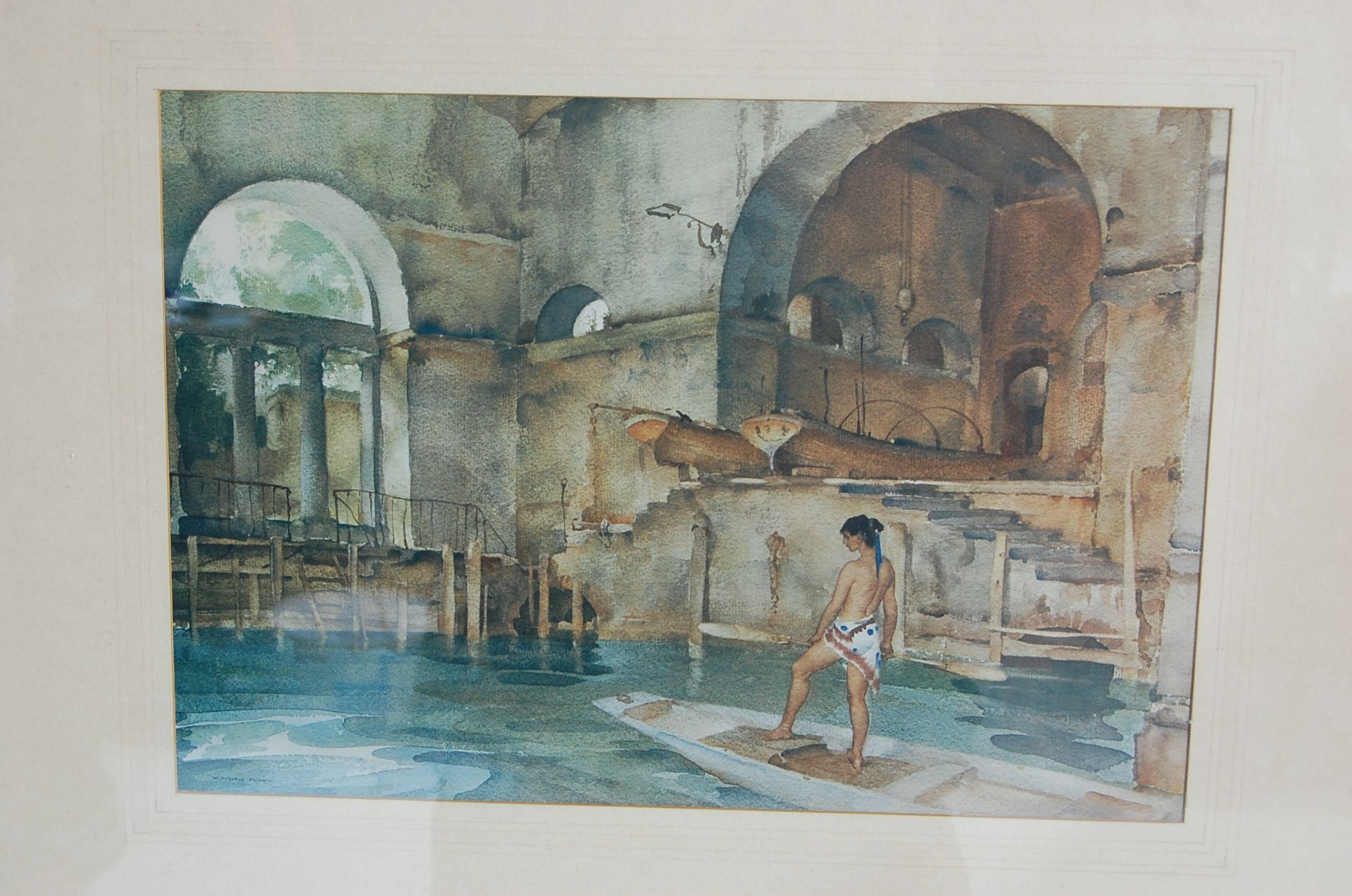 SEVEN WILLIAM RUSSELL FLINT PRINTS - Image 4 of 10