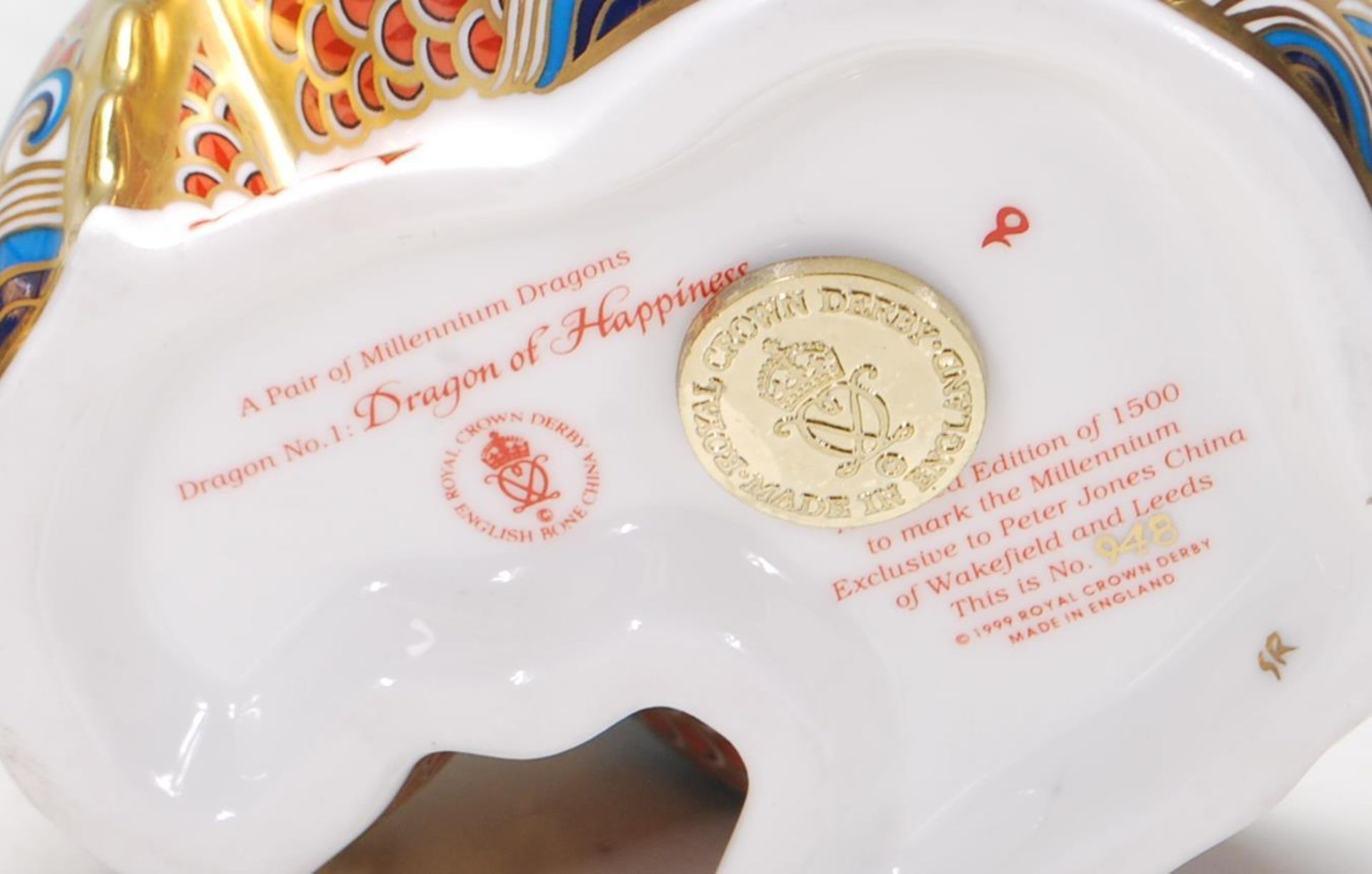 TWO ROYAL DOULTON PAPERWEIGHTS - Image 7 of 7
