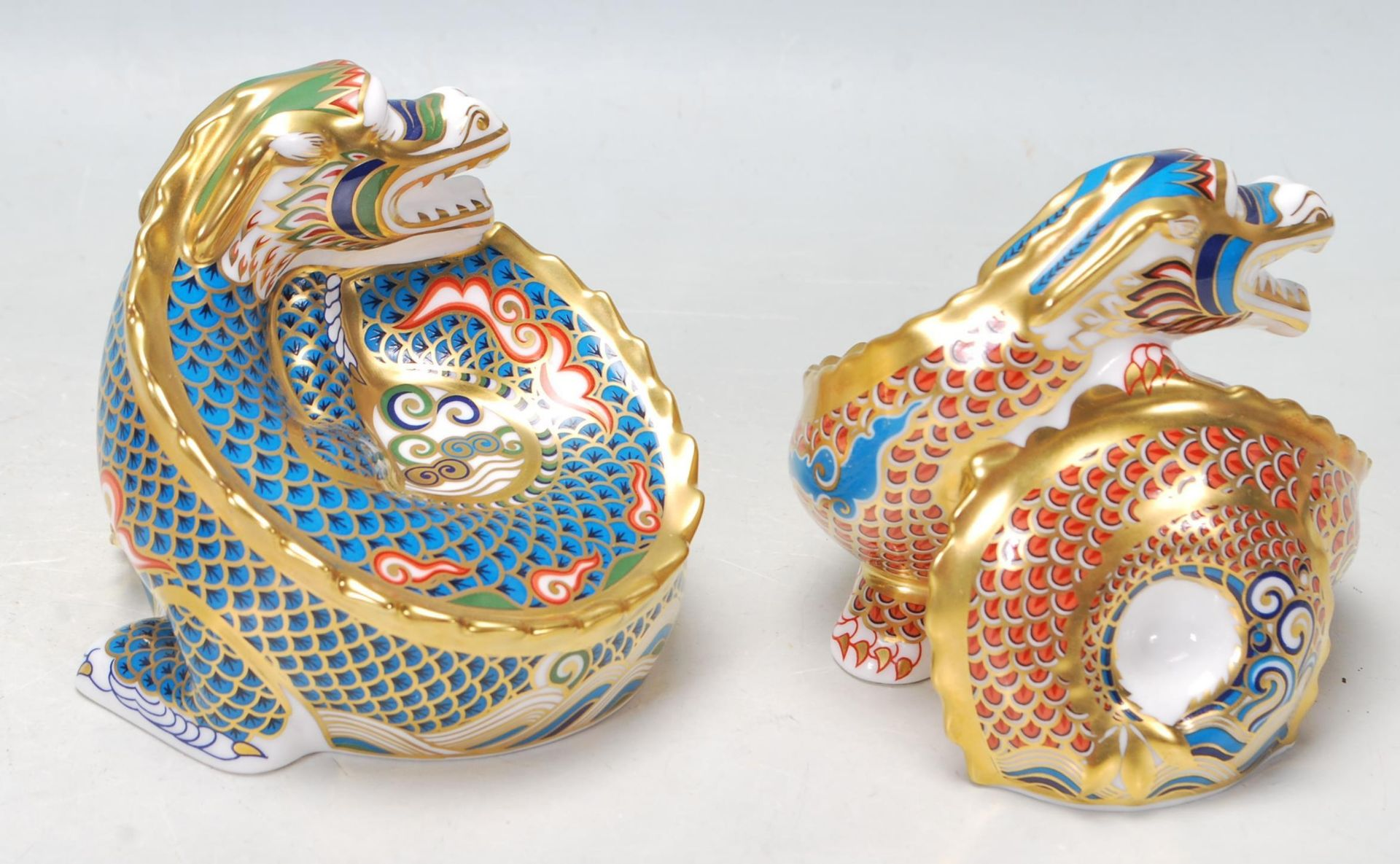 TWO ROYAL DOULTON PAPERWEIGHTS - Image 5 of 7