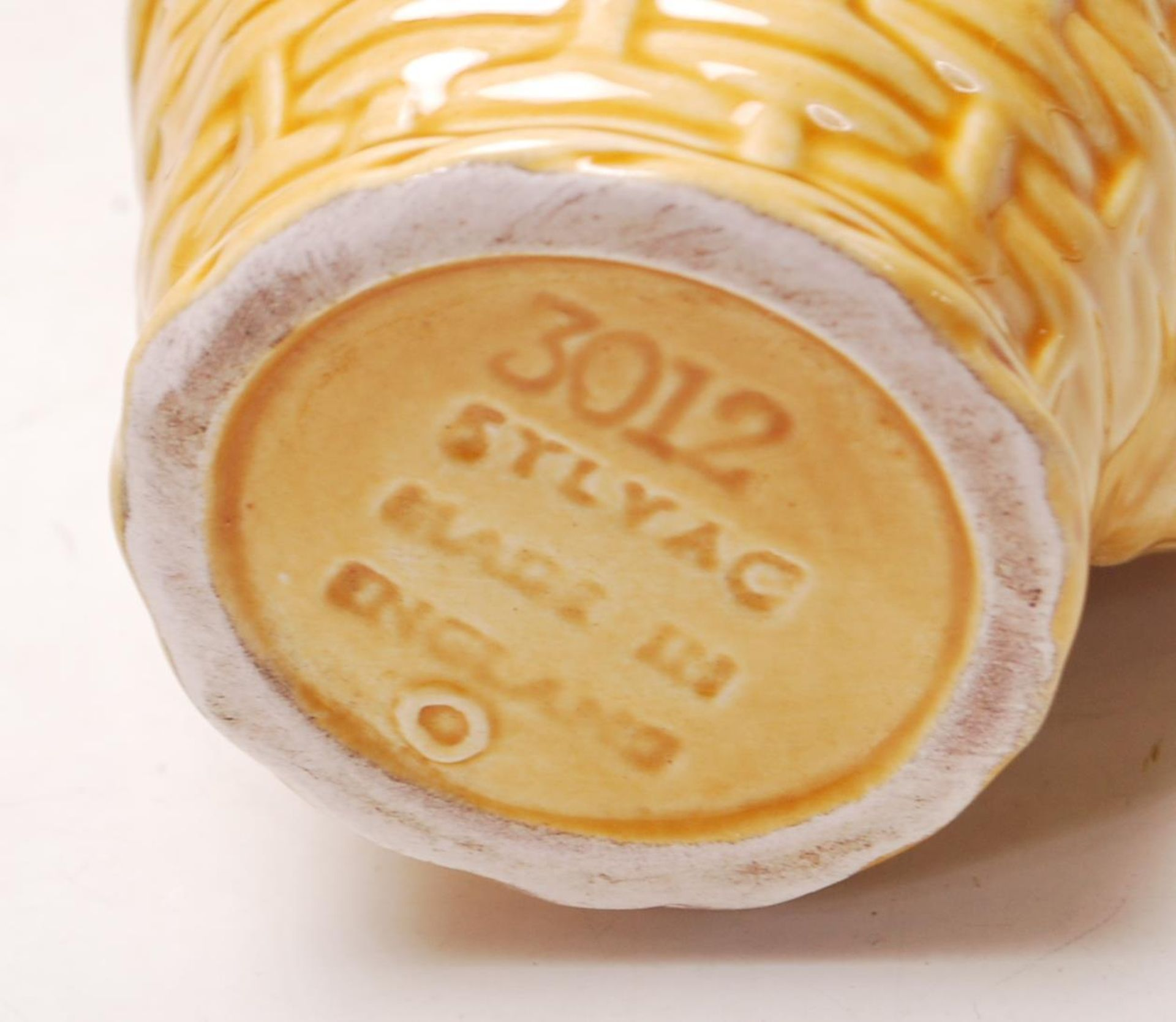 COLLECTION OF VINTAGE MID 20TH CENTURY SYLVAC CERAMIC POTTERY - Image 12 of 13