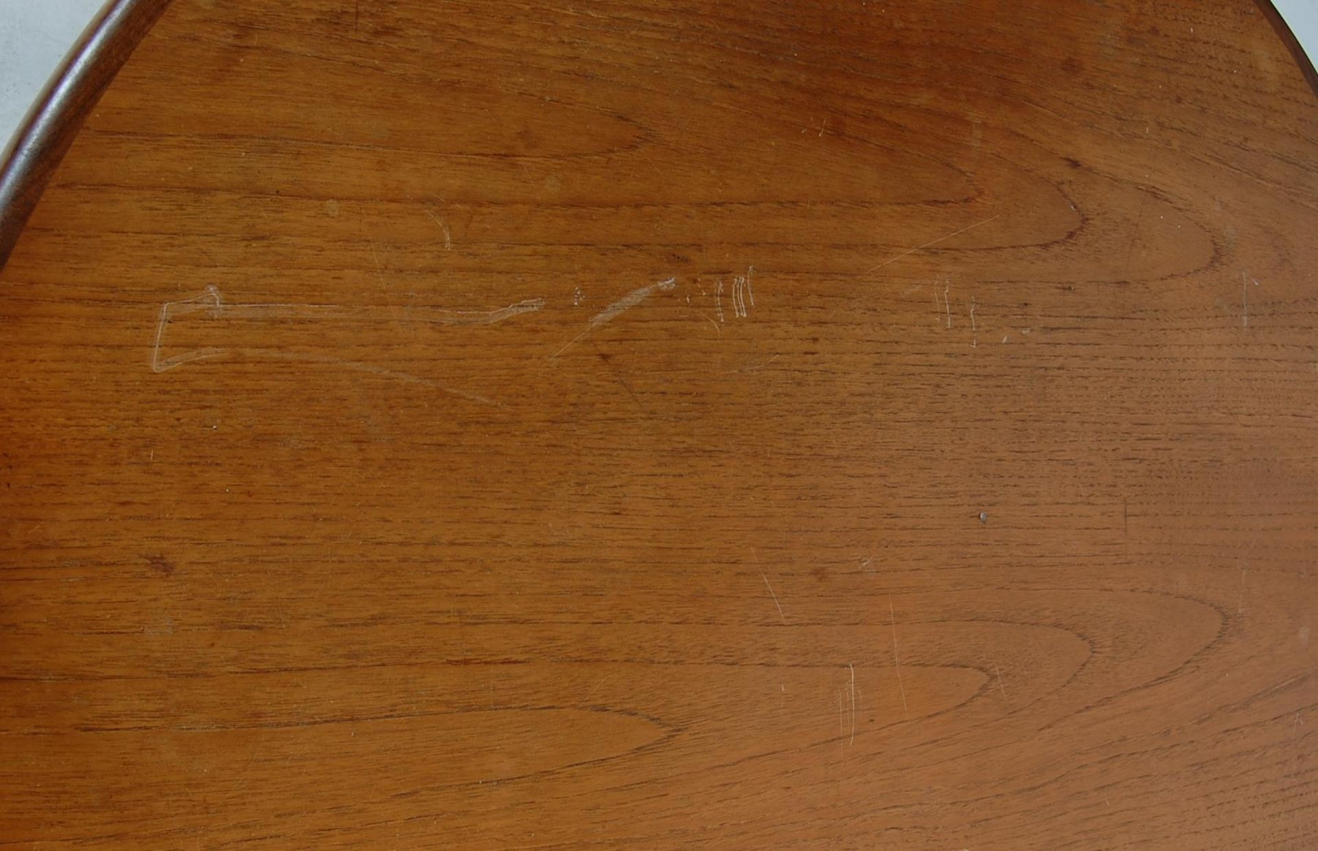 RETRO VINTAGE 1970S GPLAN DINING TABLE AND CHAIRS - Image 4 of 12
