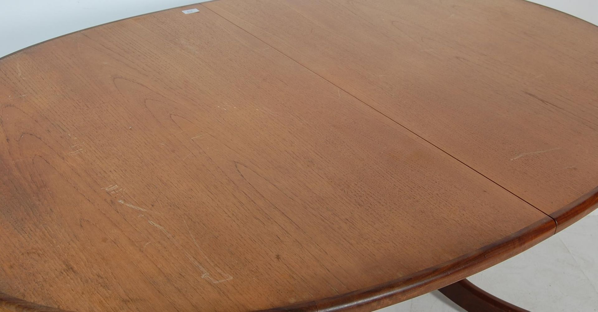 RETRO VINTAGE 1970S GPLAN DINING TABLE AND CHAIRS - Image 3 of 12